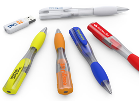 promotional usb flash pen from Flashbay