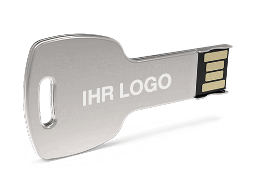 Key - USB Stick Mit Logo